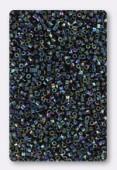 Miyuki Delica Hexcut 11/0 DBC0005 Medium Blue Iris x10g
