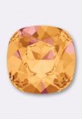 10mm Swarovski Crystal Cushion Cut Fancy Square Stone 4470  Crystal Astral Pink F x1