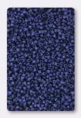 Delica Miyuki 11/0 DB2143 Matte Opaque Dyed Navy Blue x10g
