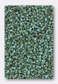 Delica Miyuki 11/0 DB2264 Opaque Turquoise Blue Picasso x10g