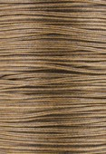 Waxed Cotton 0.90 mm Camel x1m