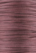 Waxed Cotton 1.50x0.60 mm Bordeaux x 1m