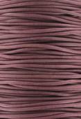 Waxed Cotton 1.90 mm Bordeaux x1m