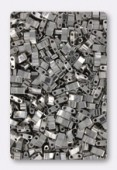 Miyuki Half Tila Beads HTL-0190 nickel plated x5g