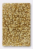 2.5mm Gold Plated Crimp Beads x5gr