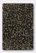2.5mm Antiqued Brass Plated Crimp Beads x5gr