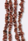 Goldstone Semi-Precious Chips x 90cm