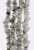 Labradorite Semi-Precious Chips x 90cm x 90cm
