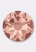 5mm Swarovski Crystal Hotfix Flatback Rhinestones 2078 SS20 Blush Rose SF HF x24