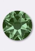 3mm Swarovski Crystal Hotfix Flatback Rhinestones 2038 SS10 Erinite M HF x50