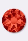 3mm Austrian Crystals Hotfix Flatback Rhinestones 2038 SS10 Hyacinth M HF x50