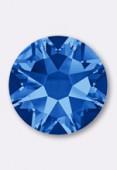 3mm Swarovski Crystal Hotfix Flatback Rhinestones 2038 SS10 Sapphire M HF x50