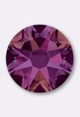 5mm Swarovski Crystal Hotfix Flatback Rhinestones 2038 SS20 Crystal Volcano M HF x24