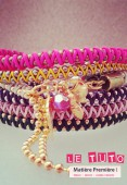 Bracelet Zig Zag