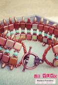 Bracelet Tile Beads