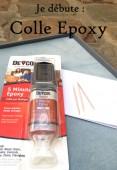 I begin: Epoxy Glue
