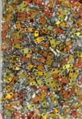 Miyuki QuarterTila Beads QTL-4551 crystal marea x10g