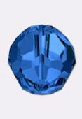 Ronde en cristal Preciosa 3 mm sapphire x30