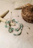 Bracelet Wrap Amazonite